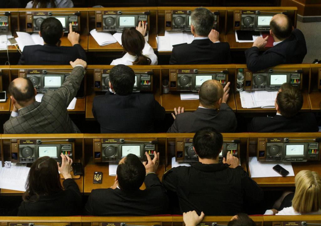 Парубій розповів про долю поправки щодо розриву дипвідносин зРосією