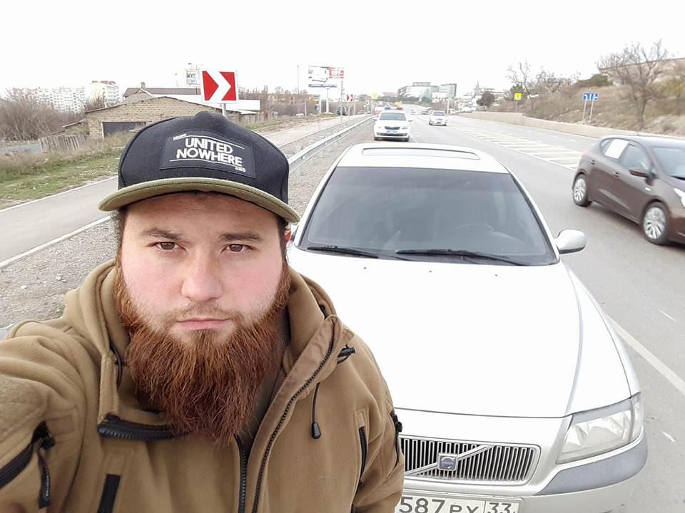 Вокупованому Криму силовикиРФ затримали кримськотатарського активіста