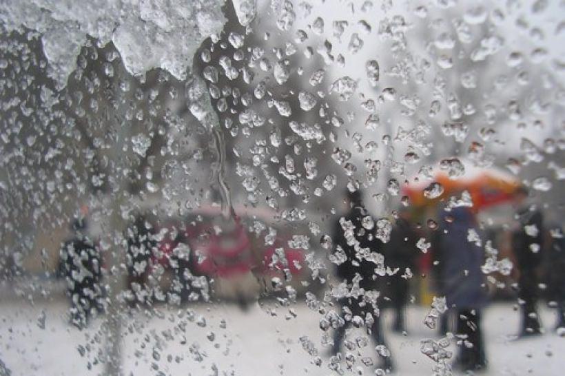 Сьогодні на більшості території України очікуються помірні опади
