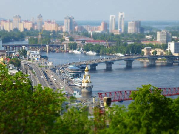 «То є перемога»: Київ визнали найзеленішим містом Європи