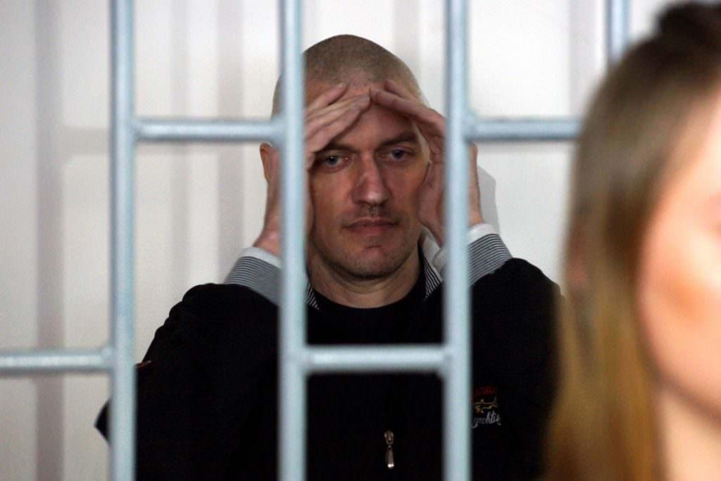 Українець Клих шість днів був укомі