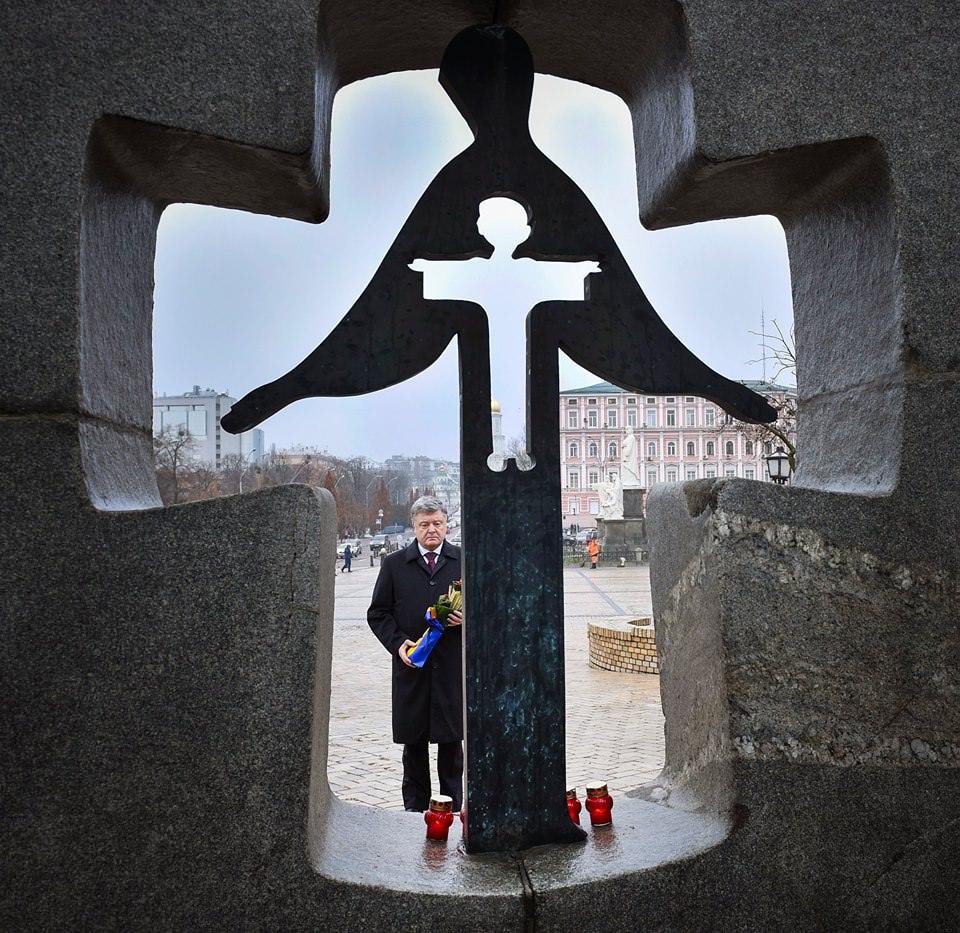 Хочеться дочекатися, щоб Росія покаялася заГолодомор— Президент