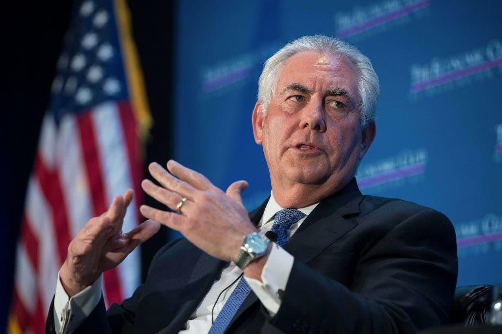 Тіллерсон: США неприймуть іншого варіанту, крім відновлення територіальної цілісності України