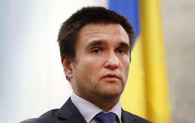 Клімкін звернувся добританців: «Росія бреше впромисловому масштабі»