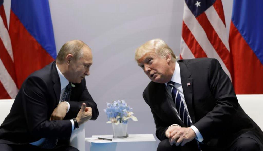 Путіна і Трамп домовились щодо Сирії