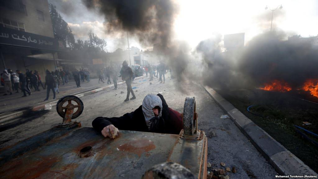 Визнання Єрусалима підштовхнуло палестинців допротестів