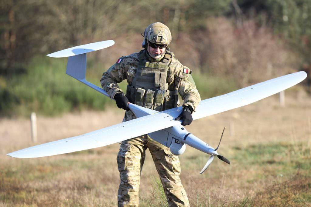 ЗСУ взяла наозброєння розвідувальний безпілотник «Летюче око»