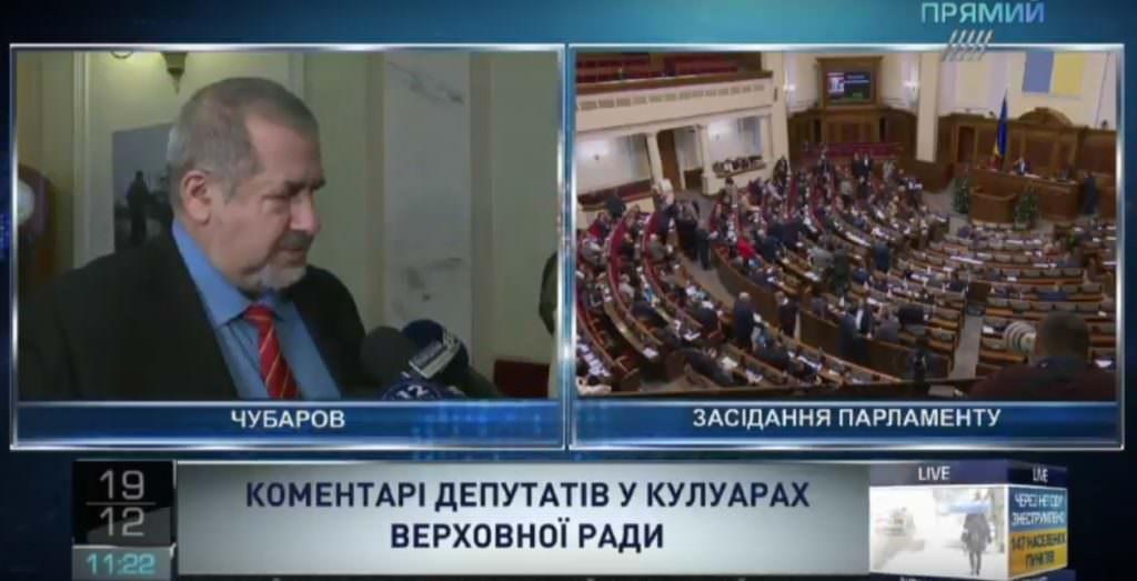 Правозахисник: Резолюція поКриму дозволить посилити санкції протиРФ внаступному році