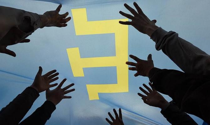 Вокупованому Криму сьогодні розглянуть 72 справи проти кримських татар,— Геращенко
