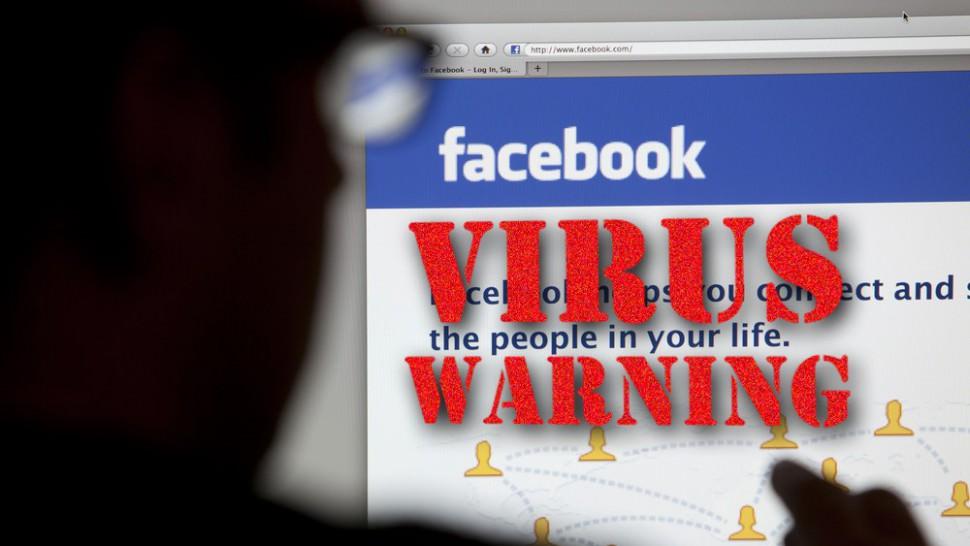 УFacebook поширюється новий вірус— яквберегтися?