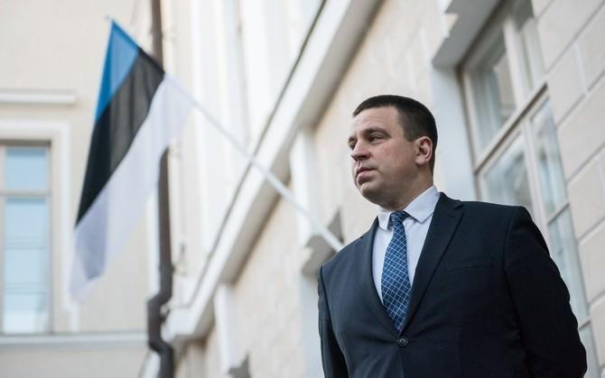 Прем'єр-міністр Естонії вимагає від України негайно видалити країну зі списку офшорів