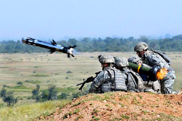 Розповіли, чипотраплять передані Україні американські Javelin нафронт
