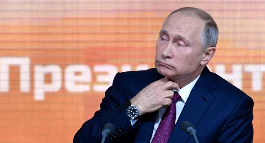 Путін відреагував на«кремлівський список»: «Собака гавкає»