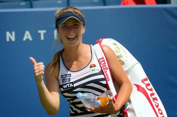 Українська тенісистка Світоліна повернула собі третю позицію урейтингу WTA