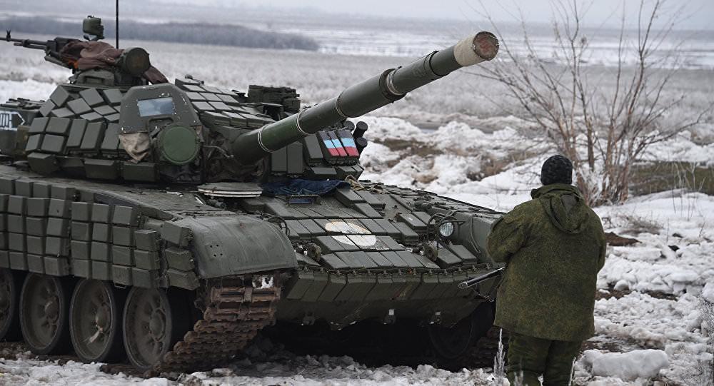 Бойовики обстріляли сили АТО поблизу Пісків зтанку,— штаб