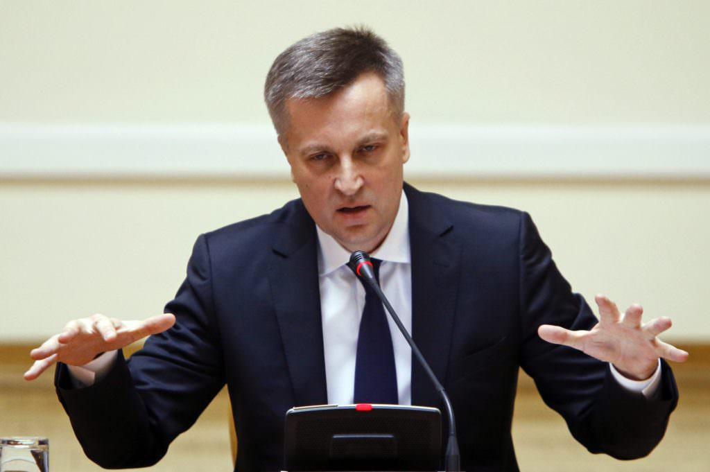 Наливайченко здав Крим та намагався зірвати отримання Україною Javelin - розслідування