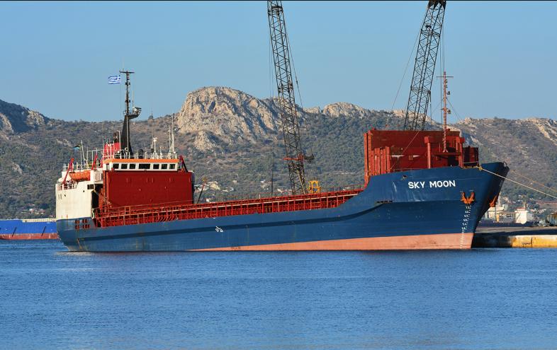 Затримане танзанійське судно Sky Moon передадуть ВМС України