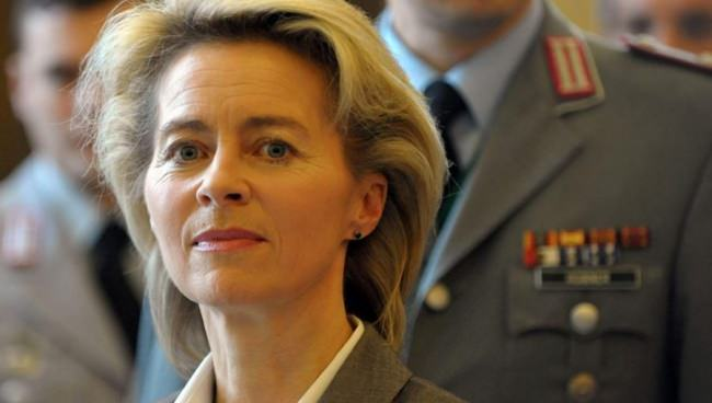Міністр оборони Німеччини: ЄС має бути готовий зупинити спроби анексії