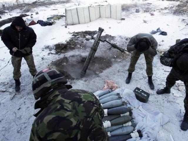 Трьох військових поранено, бойовики застосували важке озброєння— Доба вАТО