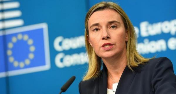У ЄС невизнають виборів президентаРФ вокупованому Криму