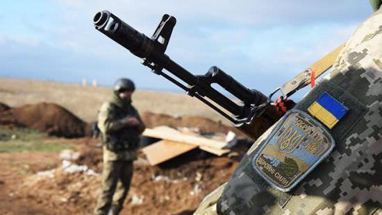 Втрати наДонбасі: один боєць ЗСУ загинув, троє поранені