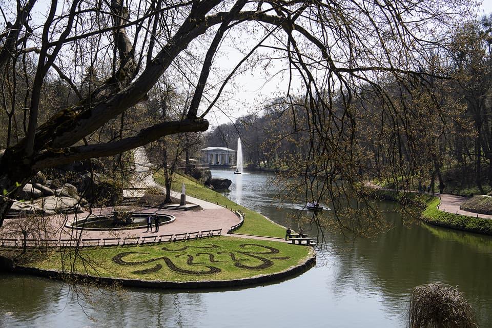 Гройсман виділить 75 млн грн наяпонський сад і штучне озеро