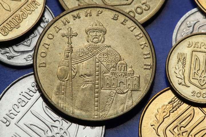 Україна карбуватиме монети для інших країн