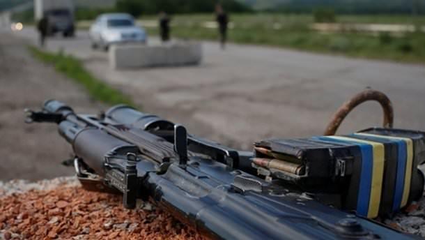 Штаб: Наокупованій частині Донбасу набирає обертів партизанський рух