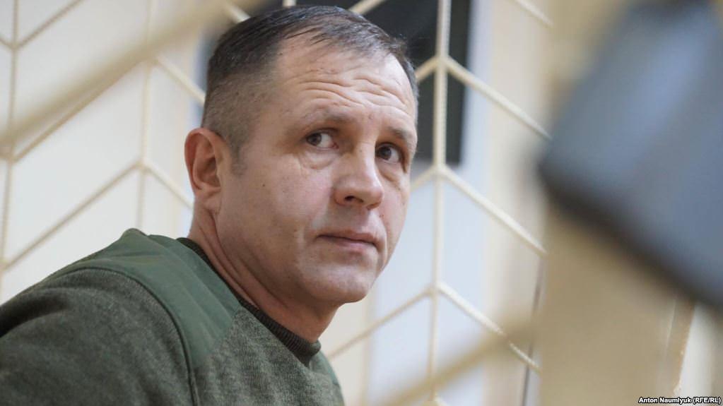 МЗС вимагає допустити докримського політв'язня Балуха українських лікарів