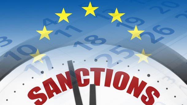 ЄС, санкції, Росія
