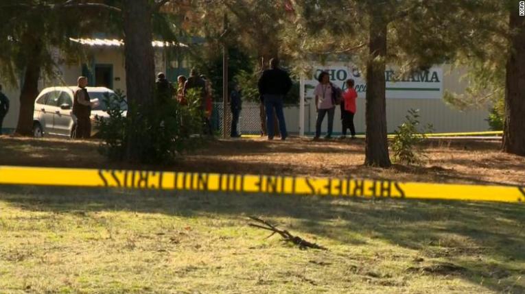 УКаліфорнії вшколі сталася стрілянина: поліція затримала підозрюваного