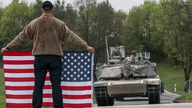 США відправили бронетанкову бригаду доПольщі