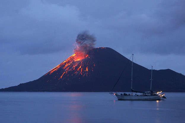 НаГаваях оголосили евакуацію через утворення нової вулканічної тріщини