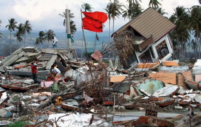 """Результат пошуку зображень за запитом """"землетрус і цунамі в індонезії"""""""
