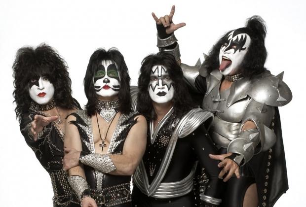 фото рок-группы kiss