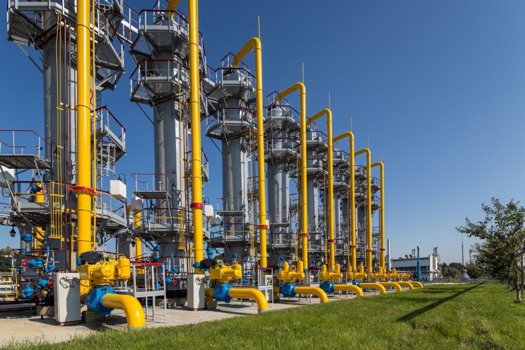«Нафтогаз» перевиконав план із зимових запасів газу вПСГ