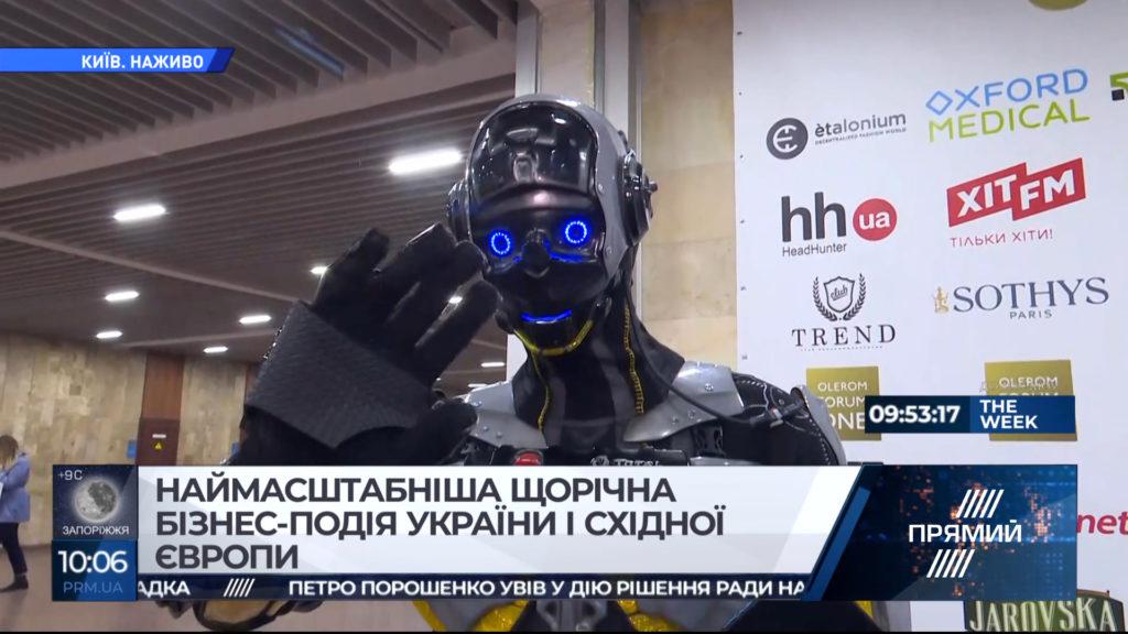 Кличко похвалився, щопоказав Шварценеггеру Київ