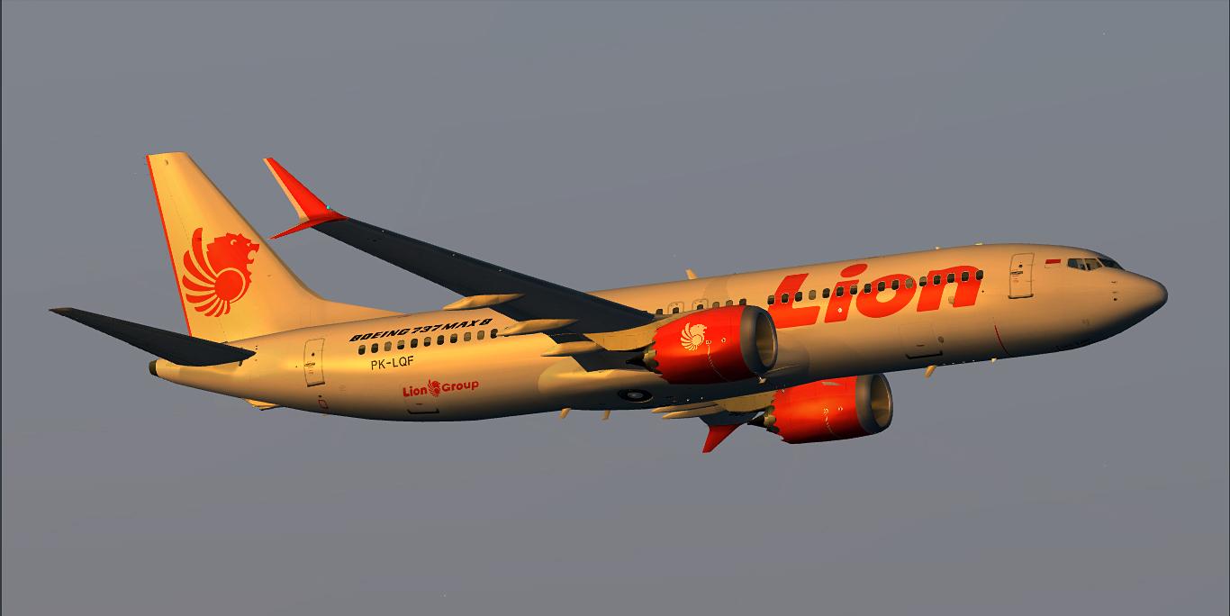 З'явилось відео з борту літака Boeing 737 під час падіння 29 10 18