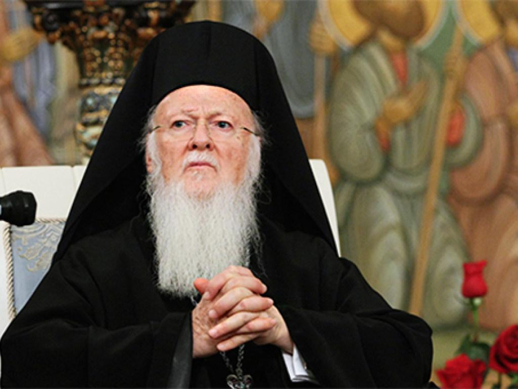 Вселенский патриарх Варфоломей назвал дату визита в Украину