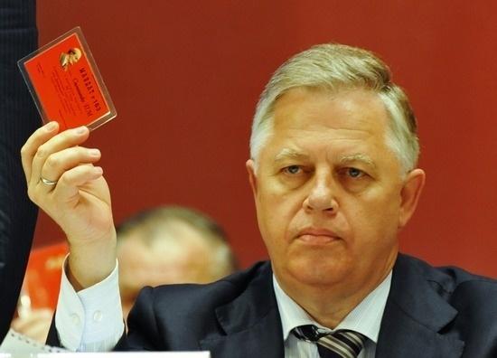 Симоненко позвався проти Мін