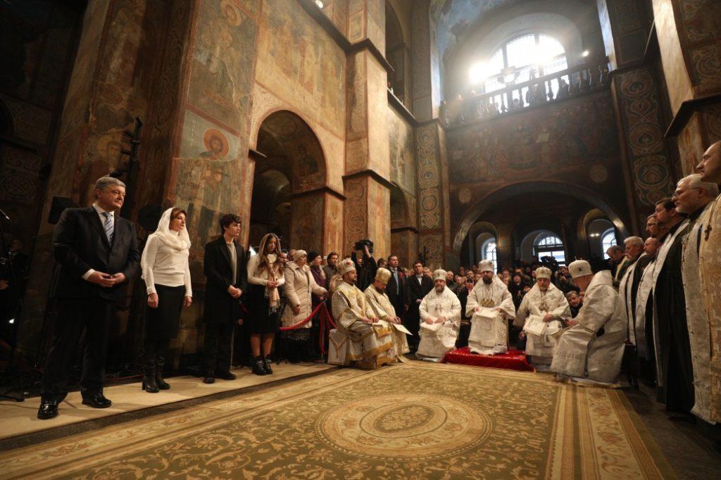 Картинки по запросу порошенко с семьей собор