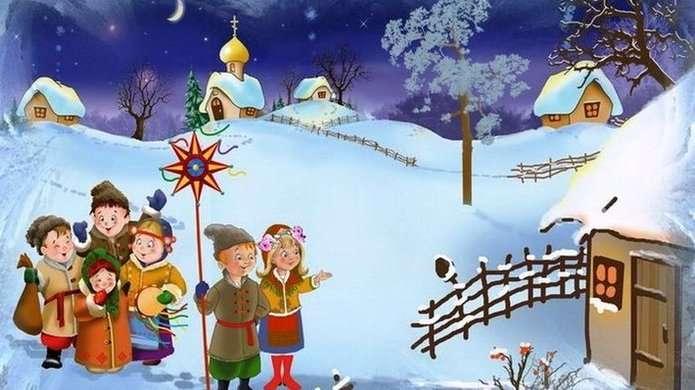 По традиции на Старый Новый год 14 января принято ходить посевать