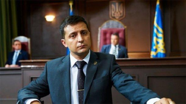 'Слуга народу' є передвиборчою агітацією: Зеленського закликали оплати