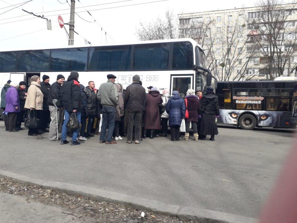 Титушки Тимошенко в Киеве.