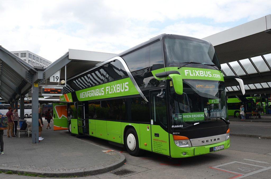 Німецький лоукостер FlixBus запустить маршрути в Україні. У планах – рейси з Франківська