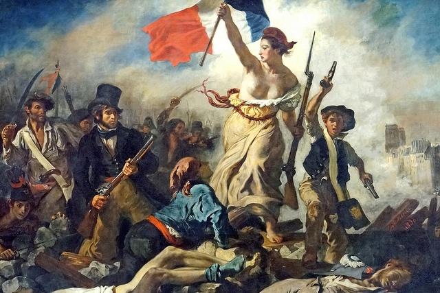 Liberté, Égalité, Fraternité: три уроки Великой французской ...