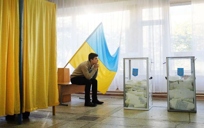ЦВК повідомила перші дані про явку на дострокових виборах у Верховну Р
