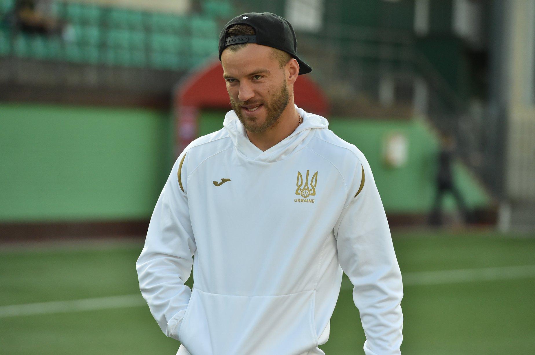 Андрей ярмоленко финты видео