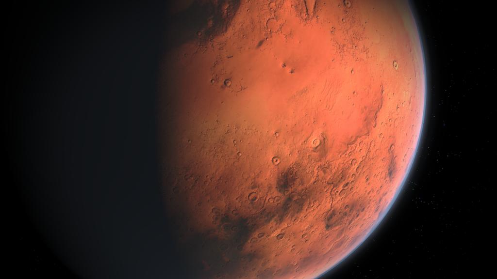 Вчені знають де буде колонія на Марсі