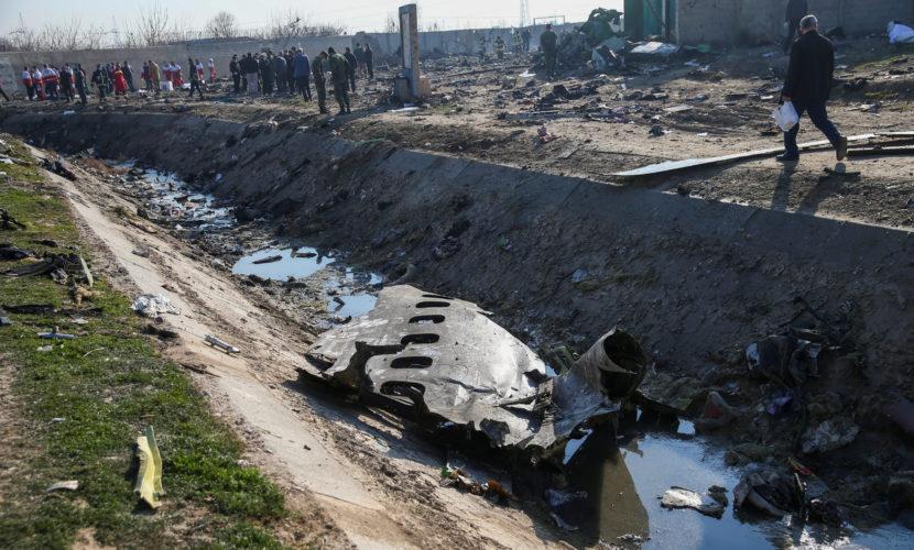 Суд Канади назвав терактом збиття українського літака в Ірані
